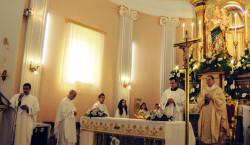 Cosentini cerimonia 150° chiesa