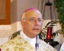 Mons. Pio Vigo, vescovo emerito di Acireale