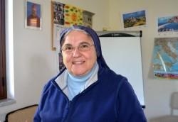 Suor Carolina Iavazzo, storica collaboratrice di don Pino Puglisi nel quartiere palermitano di Brancaccio