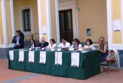 L'intervento di Fabrizio Sigona al tavolo delle autorità