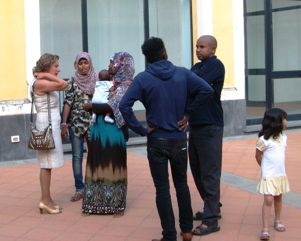 Gli extracomunitari ad Acireale: ricordati 12 anni di accoglienza in occasione della Giornata mondiale del rifugiato