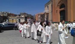 Processione ministranti Pozzillo