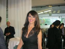 """All'attrice Maria Grazia Cucinotta il premio giornalistico""""Sentinella del Creato"""""""