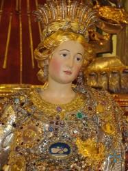 Santa Venera busto