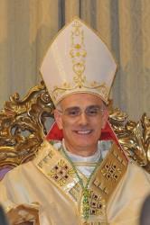 Mons. Antonino Raspanti, vescovo di Acireale