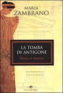 Testo teatrale La Tomba di Antigone