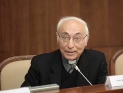Mons. Mauro Cozzoli, docente di teologia morale
