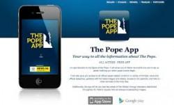 Presentazione The Pope App.