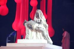"""La """"Pietà"""" brasiliana della 13^ stazione"""