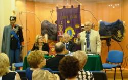 La presentazione della guida. Da sinistra l'assessore Nives Leonardi, il prof. Rosario Musmeci e (in piedi) l'ing. Aldo Scaccianoce