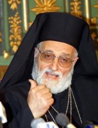 Il patriarca Gregorios III