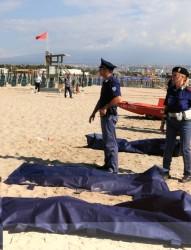 Sei migranti sono morti annegati prima di toccare terra