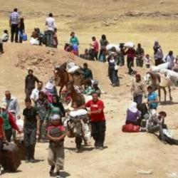 Profughi in Siria, costretti a fuggire per non morire