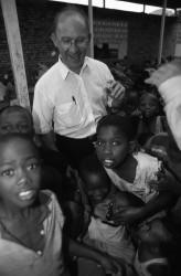 Sacerdote missionario in Burundi