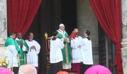 Pellegrinaggio catechisti: l'omelia di Papa Francesco.