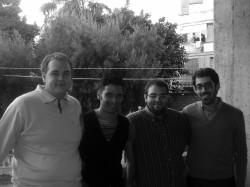I seminaristi del 1° anno