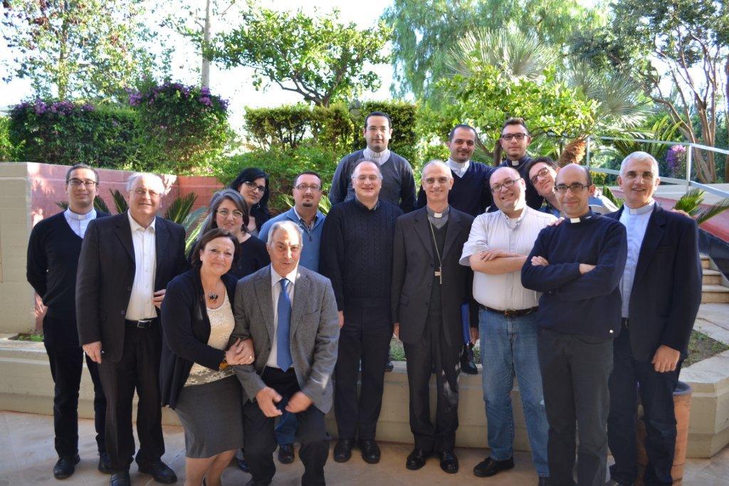 """Convegno per rimotivare gli uffici pastorali siciliani: """"Insieme per comunicare la speranza"""""""