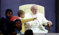 Papa Bergoglio nella Giornata della famiglia