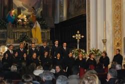 """La corale"""" Pierluigi da Palestrina"""" di Aci S. Antonio"""
