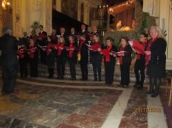 La corale della Basilica di san Sebastiano - Acireale