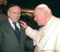 Giovanni Paolo II e Jerzy Kluger