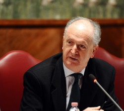 Giuseppe Dalla Torre, rettore della Lumsa ed esperto in diritto canonico