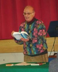 Il prof. Sergio Collura