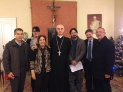 direttivo consulta col vescovo