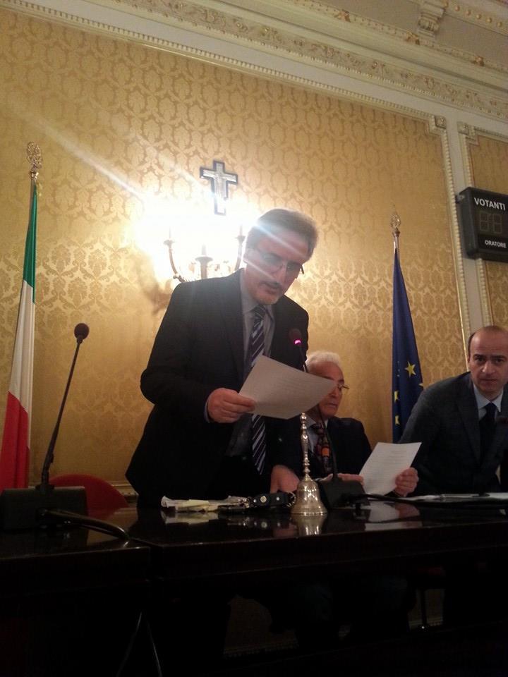 L'intervista / Orazio Maltese, Consigliere comunale di Acireale per cento giorni