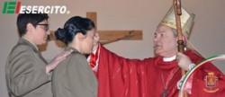 Mons. Santo Marcianò, Ordinario militare per l'Italia