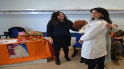 Cannizzaro parrucche a donne in  chemioterapia