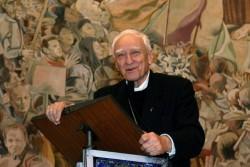 Mons. Luigi Bettazzi, vescovo emerito di Ivrea