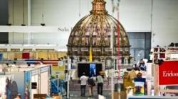 Lo stand della Santa Sede al Salone del Libro di Torino