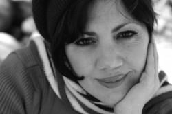 L'attrice catanese Maria Rita Leotta