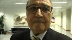 L'autore, prof. Alfonso Sciacca