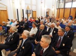 Il pubblico presente all'incontro.