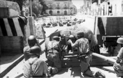 Soldati tedeschi ad Acireale (agosto 1943)