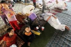 Profughi e sfollati in Iraq