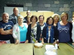 La comunità di Aci Trezza con gli ospiti argentini