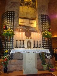 La tomba di S.Francesco
