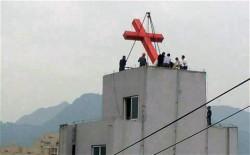 Rimozione delle croci in Cina
