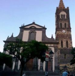 La basilica di San Martino a Randazzo