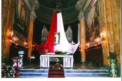 Peregrinatio del quadro di Gesù Misericordioso nel 2000-2001