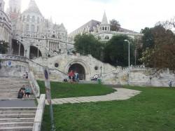 Budapest- Bastione dei pescatori