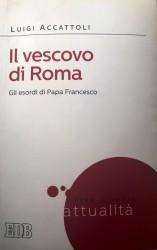 copertina Il vescovo di Roma