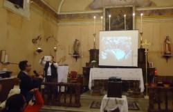 La video-chiamata tra Italia e Argentina