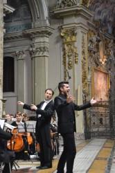 Il tenore Roberto Cresca