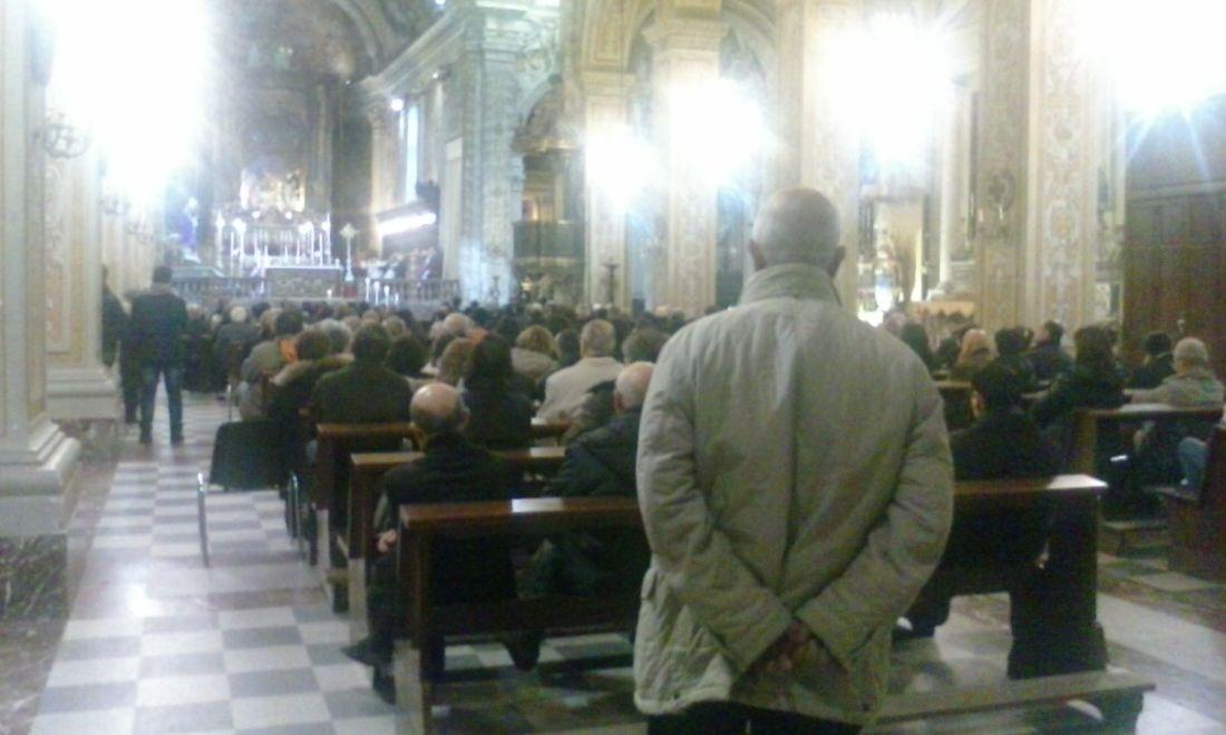 """Diocesi / La comunità parrocchiale della Cattedrale ricorda Padre Strano: """"Adesso interceda per noi da lassù"""""""