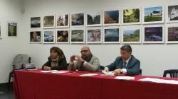 Antonella Battaglia,Salvo Nicotra e Alessandro Oliva