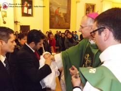 Il battesimo di Stefano Gregorio